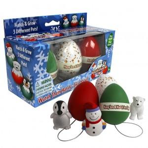 Christmas Ornament Hatchems
