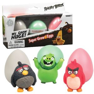Angry Birds Super Grow Eggs Series 1