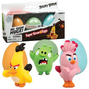 Angry Birds Super Grow Eggs Series 2