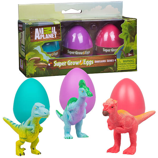 Super Grow Eggs Dino (Series 4)